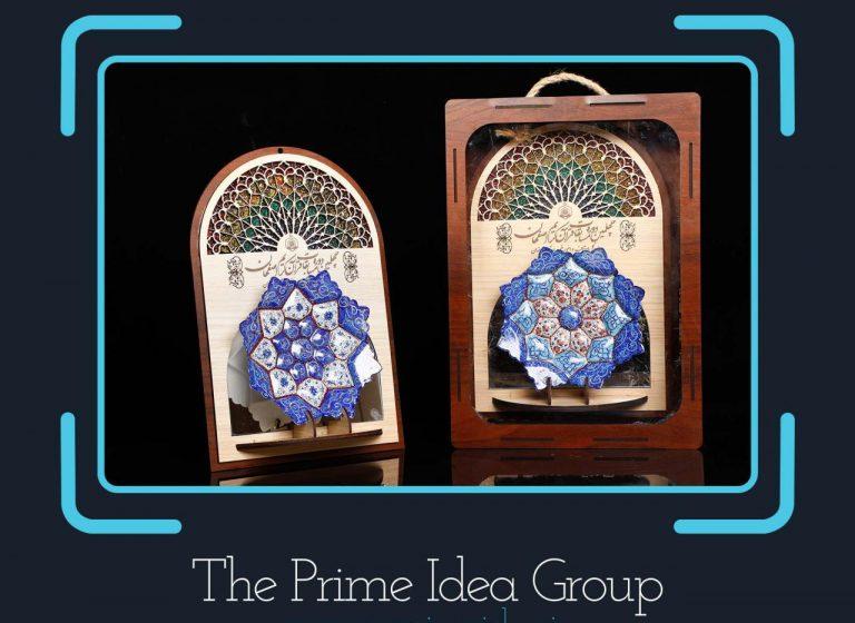 طراحی و تولید جعبه مینا ویژه چهلمین دوره مسابقات قرآن کریم