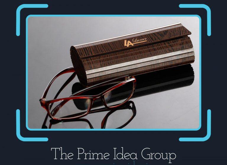 تولید و عرضه جعبه عینک در طرح ها و رنگ های مختلف